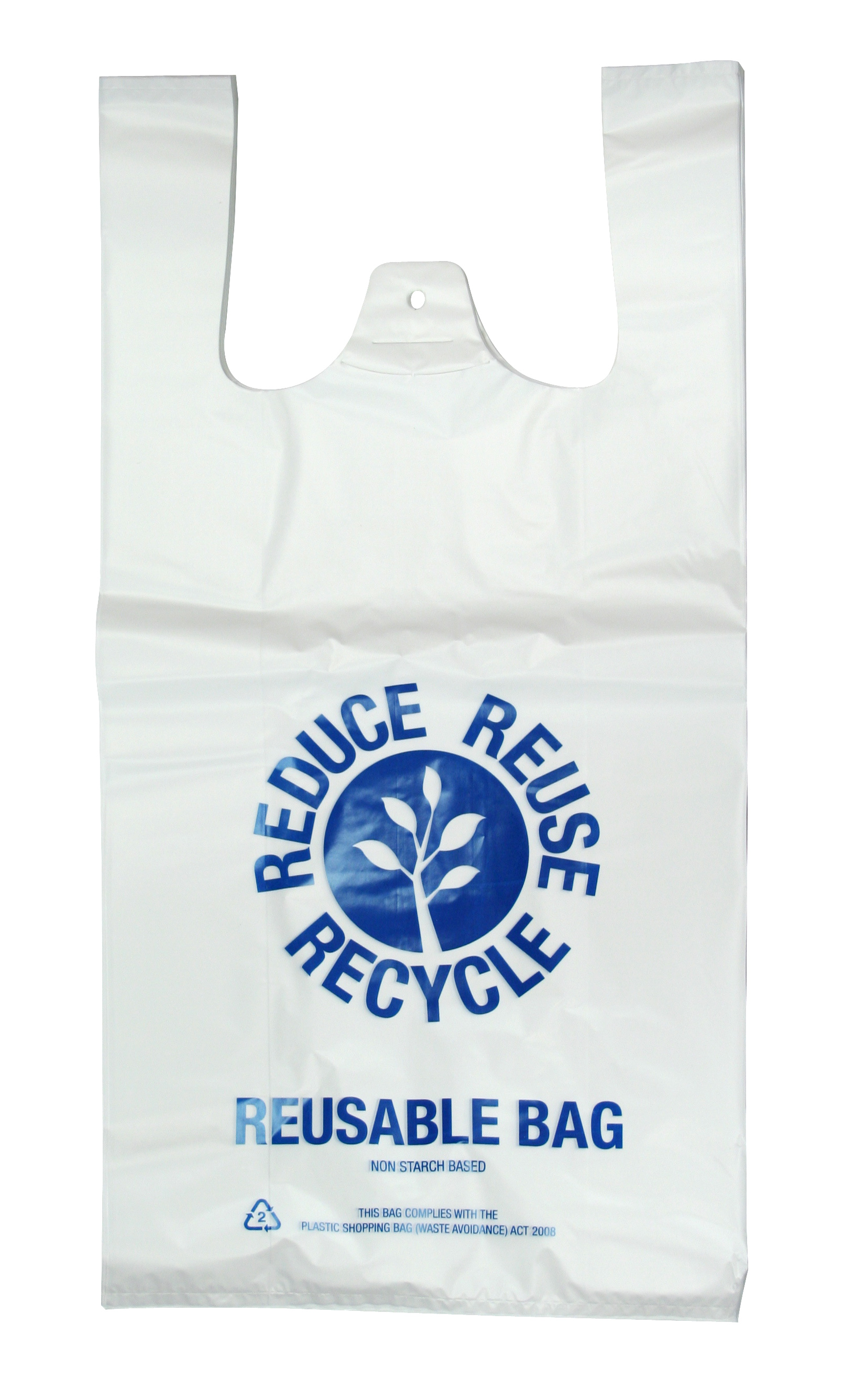 Bags Plastic Bags Reuseable Carry Bags Medium