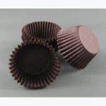 #360 Chocolate Cup Cake Papers - Packaging Direct
