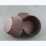 #408 Chocolate Cup Cake Papers - Packaging Direct