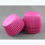 #408 Hot Pink Patty Papers - Packaging Direct