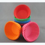 #700 Assorted Cup Cake Papers - Packaging Direct