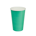 Aqua 16oz Paper Cold Cups - Packaging Direct