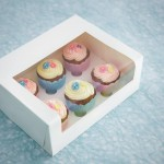 Window Box for 6/12 Cupcakes - Packaging Direct