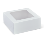 "7"" Window Cake Box - Packaging Direct"