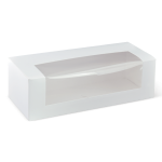 Large Window Patisserie Box - Packaging Direct