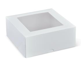 "7"" Window Cake Box - Packaging Direct"
