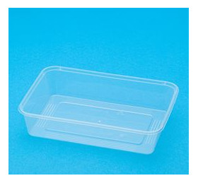 500ml Rectangle Food Container - Packaging Direct
