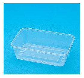 650ml Rectangle Food Container - Packaging Direct