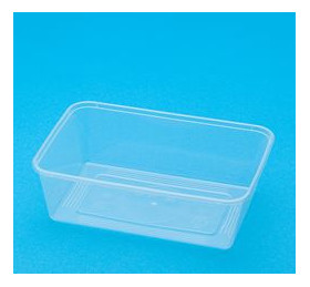 750ml Rectangle Food Container - Packaging Direct