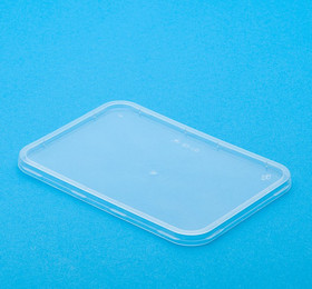 Rectangle Lid for Rectangle Containers - Packaging Direct