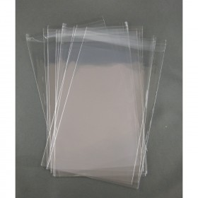 120x180+30mm Reseal PolyProp Bag - Packaging Direct