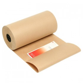 450mm Wide Kraft Wrapping Paper - Packaging Direct