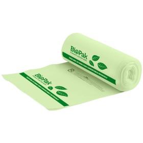 80Lt Bio Plastic Bin Liner - Packaging Direct