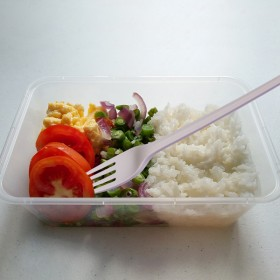 PLA Eco Friendly Fork - Packaging Direct